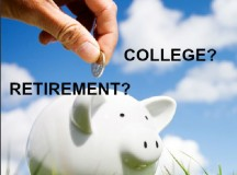 Saving for Your Retirement or Your Kids' College Education