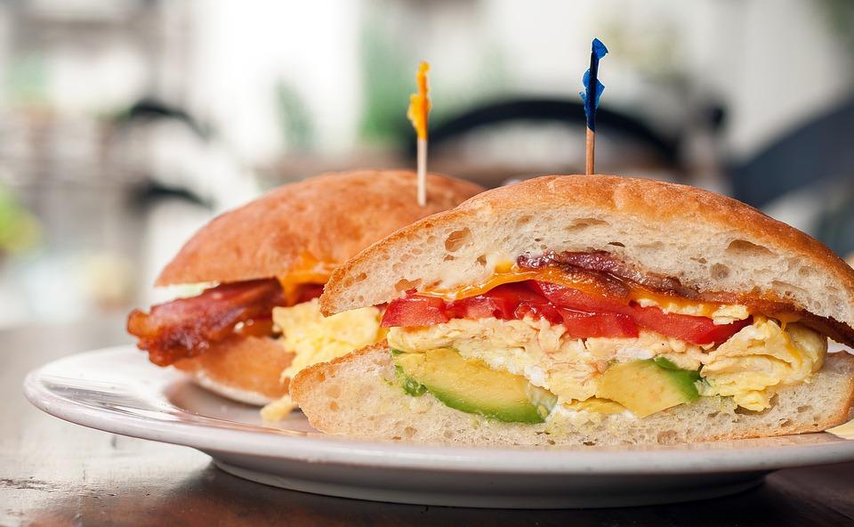 avo lunch sandwisch